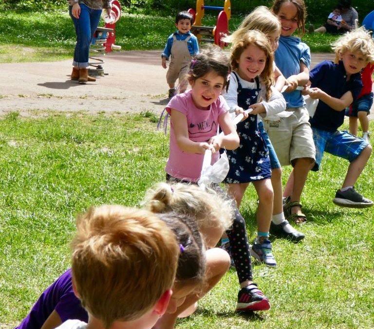 ICB's Annual Spring Picnic & Egg Hunt!