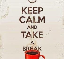 Take an ICB Coffee Break !