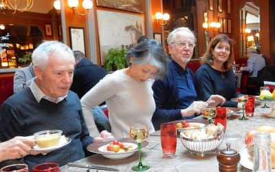 Holiday Lunch with the ICB