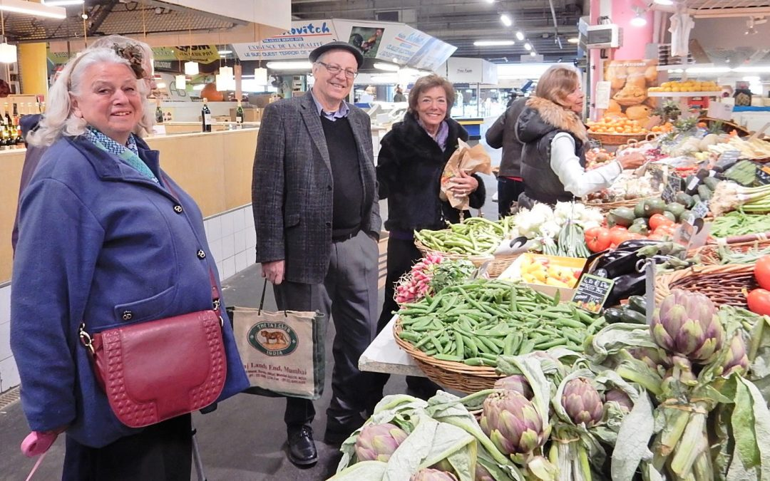 Shopping the «belly of Bordeaux» with the ICB