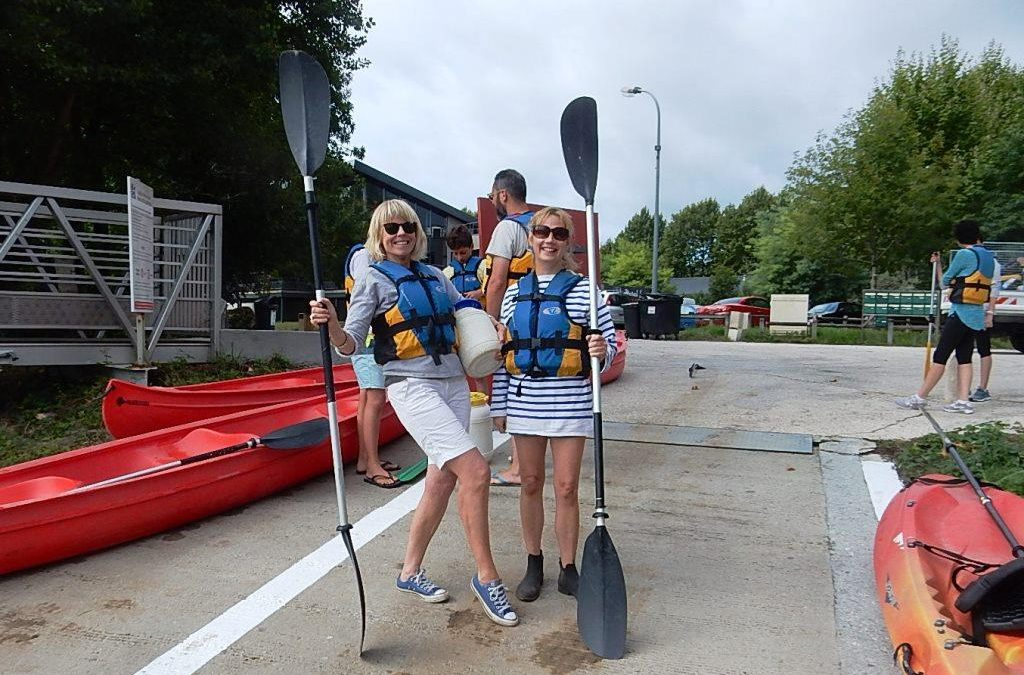 Summer Fun on the Garonne with the ICB!